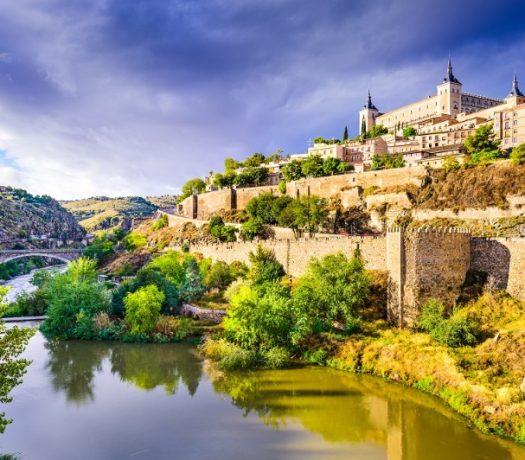 La vielle ville de Tolède