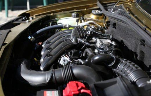 L'usine Audi Hungaria Motor Kft à Györ