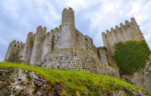 La ville fortifiée d'Obidos