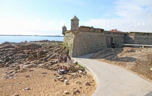Castelo do Queijo à Porto