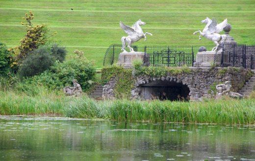 Le manoir et les jardins de Powerscourt