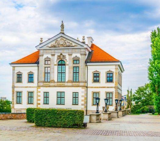 Musée Frédéric Chopin à Varsovie
