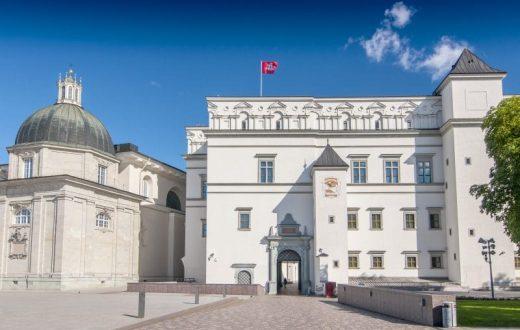 Le Palais des Grands Ducs de Lituanie