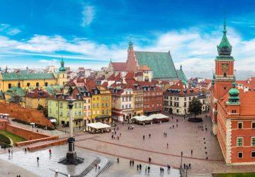 Varsovie, seconde guerre mondiale et communisme