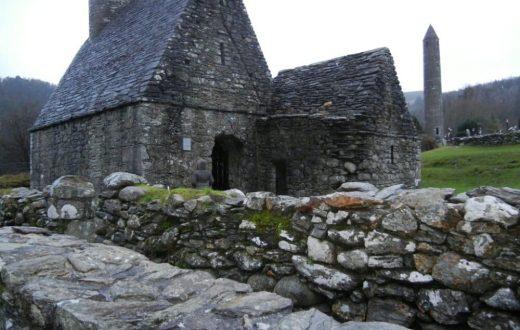 Le site monastique de Glendalough