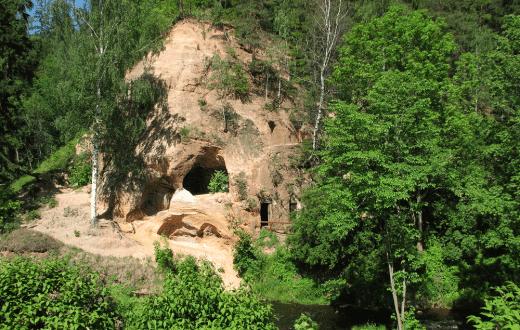 Le parc national de Gauja – « la Suisse lettonne »