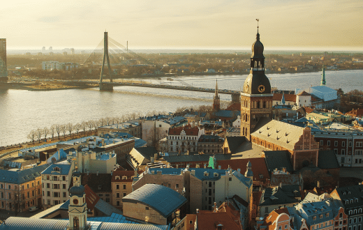 Le Dôme de Riga