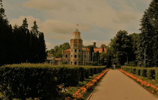 La ville de Sigulda