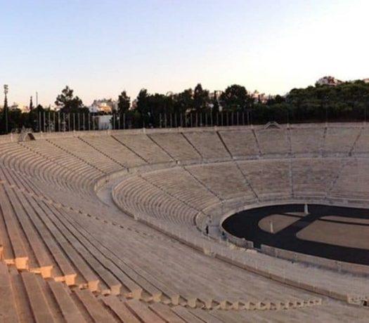 jeux olympiques stade panathenaique