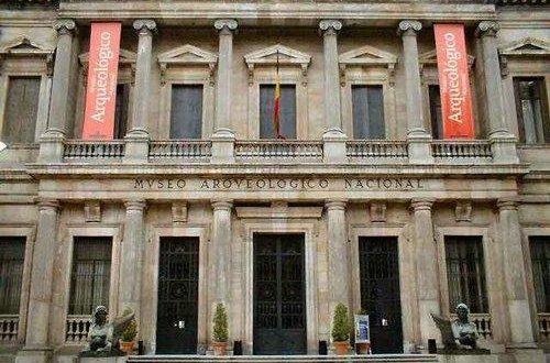 Musée archéologique national – Art préhistorique d'Egypte et de Grèce, Madrid