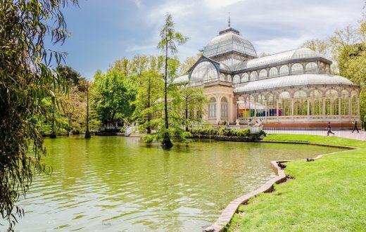 Parc del Retiro, Madrid