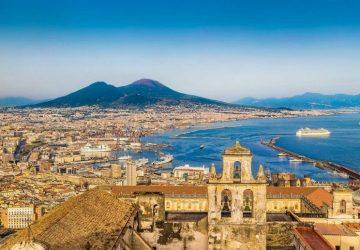 Rome et le Golfe de Naples