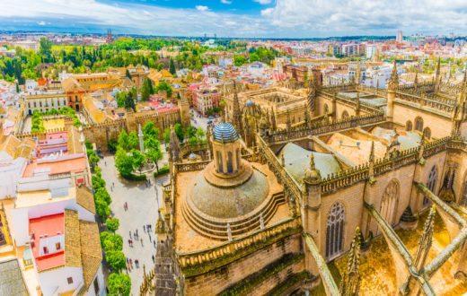 La ville de Séville