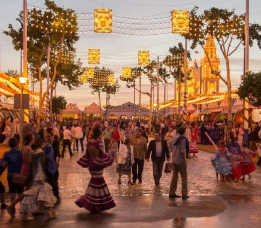 Séville - la patrie du Flamenco