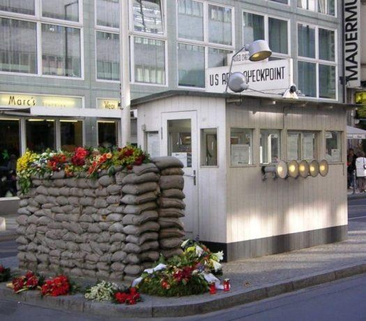 Musée du mur Checkpoint Charlie