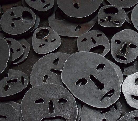 Musée Juif de Berlin - visages