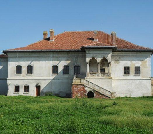 Le palais Potlogi en Roumanie