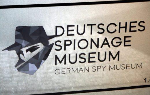 Le musée de l'Espionnage