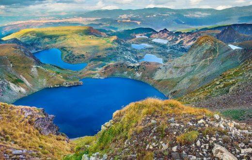 Les 7 lacs de Rila