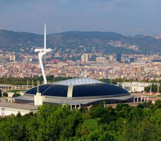 Le musée Olympique de Montjuic - Barcelone