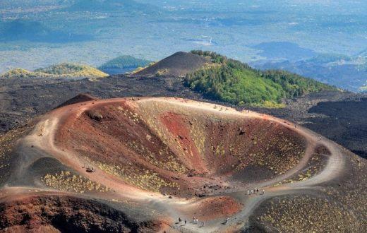 Le volcan Etna