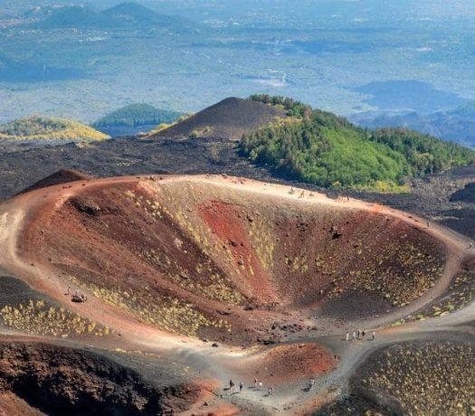 L'Etna, un incontournable de la Sicile