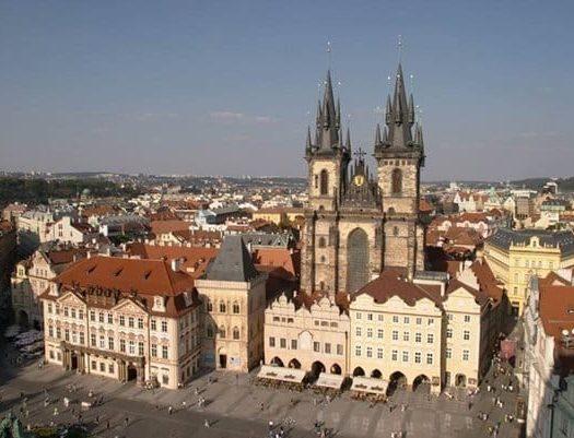 La Galérie Nationale de Prague