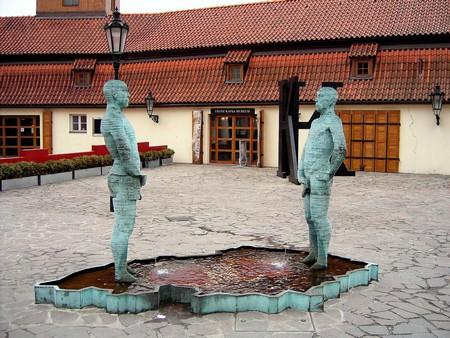 Le musée de Kafka à Prague