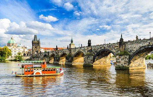 Croisière en bateau (Prague)