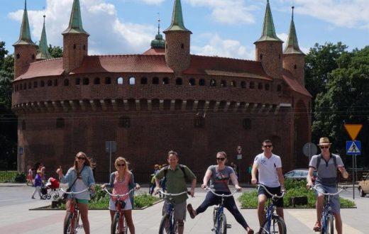 Randonnée à vélo (Cracovie)