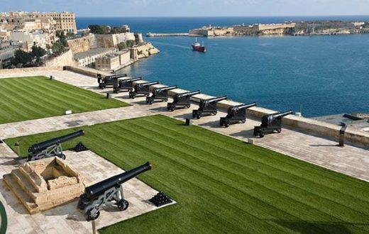 Le Jardin du Haut Barraca, Malte