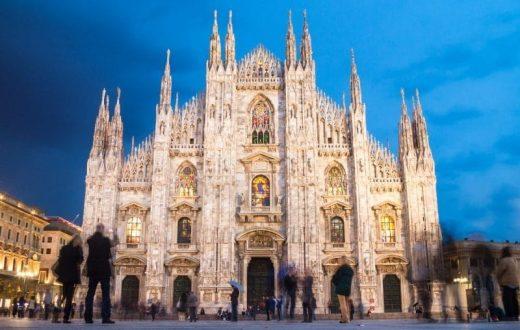 Le dôme de Milan