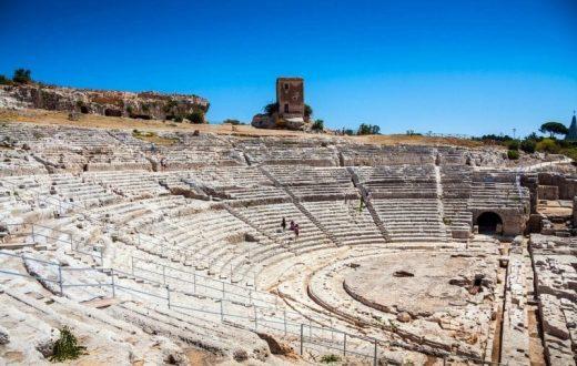 Le Parc archéologique de Neapolis