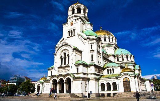 Cathédrale Alexandre-Nevski (Sofia)