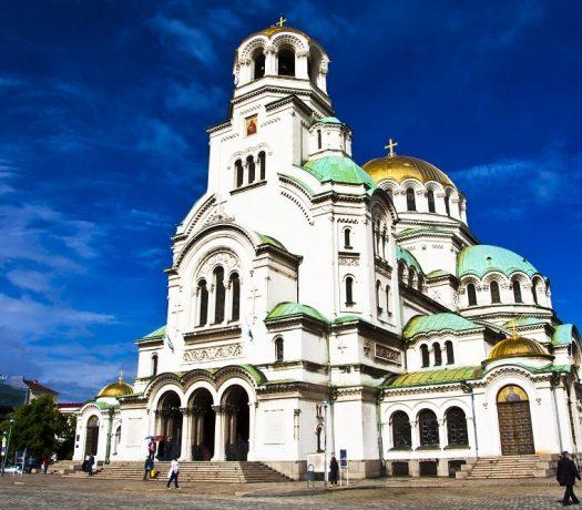 Alexandre-Nevski - cathédrale - Sofia