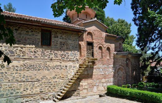 L'église de Boyana