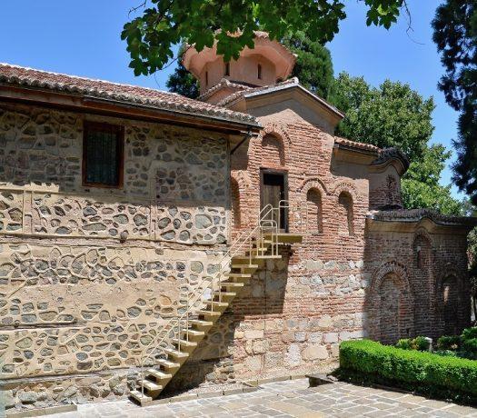L'église de Boyana, située au pied de la montagne Vitocha