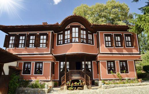 Les maisons-musées de Koprivshtitsa