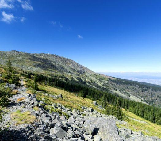 Randonnee dans les monts Vitocha