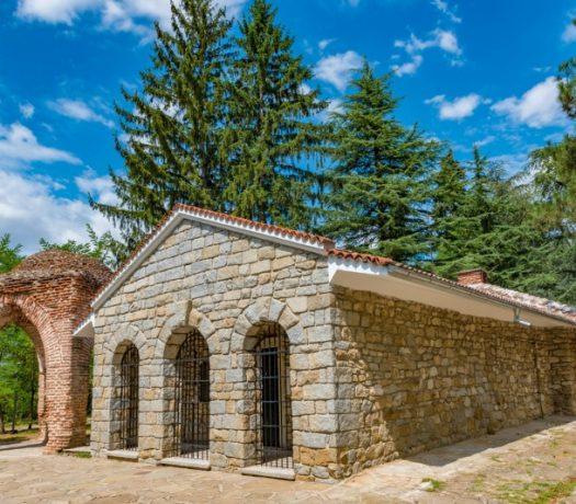 Tombe Thrace a Kazanlak en Bulgarie