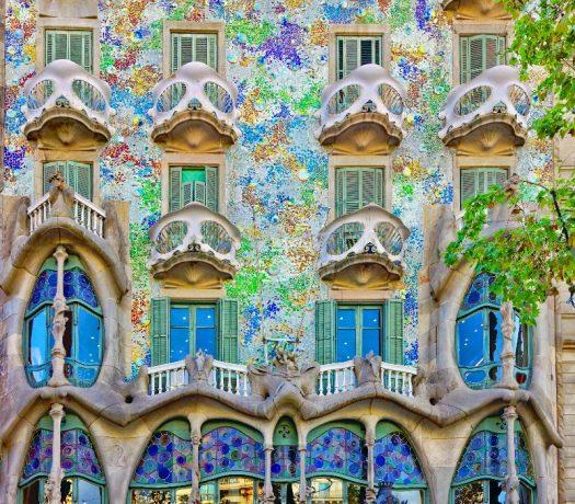 Casa Milà - Barcelone