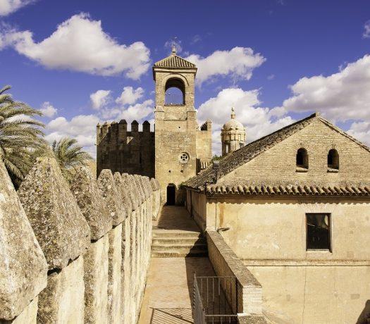 Cordoue - Alcazar des Rois Chrétiens - Andalousie