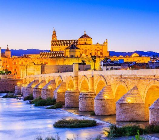 Le pont Romain et la La Grande Mosquée - Cordoue