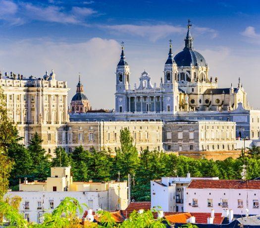 Le Palais Royal - Madrid
