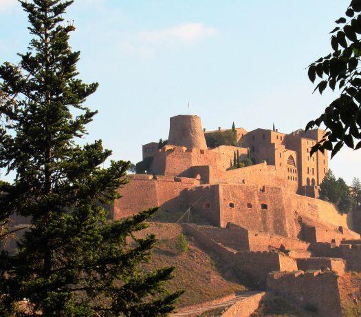 Parador de Cardona, forteresse, Catalogne