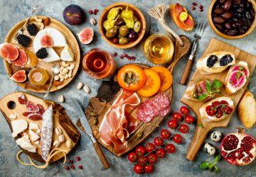 Visites sociales et nutrition à Madrid