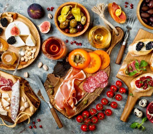 Tapas - Atelier cuisine - Espagne