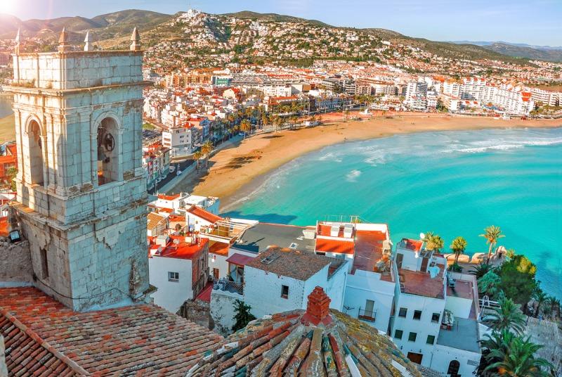 Espagne ville