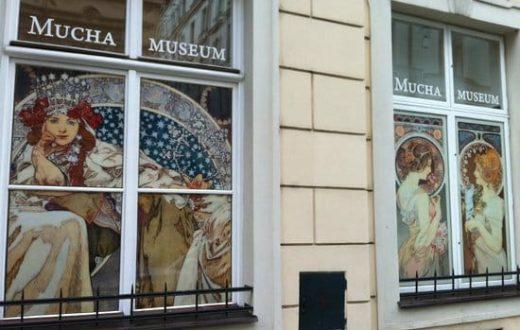 Musée Mucha Prague