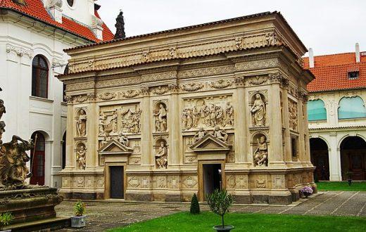 Eglise Notre-Dame de Lorette Prague